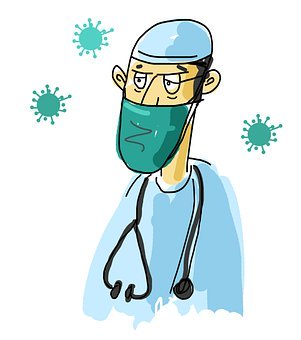 cartoon doctor 5022797 340