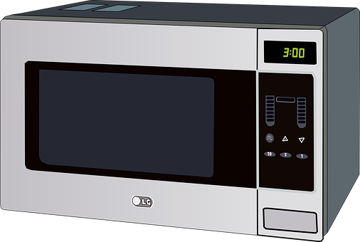 Microwave, Oven, Appliance, Kitchen