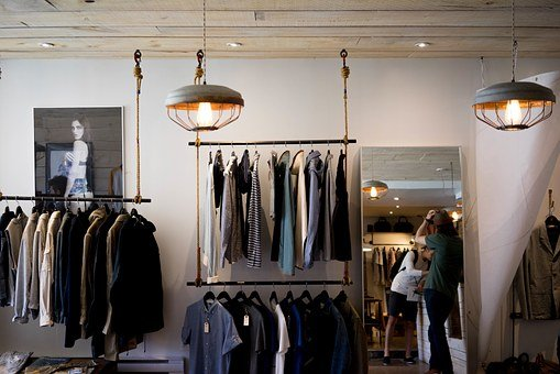 Clothing Store, Shop, Boutique
