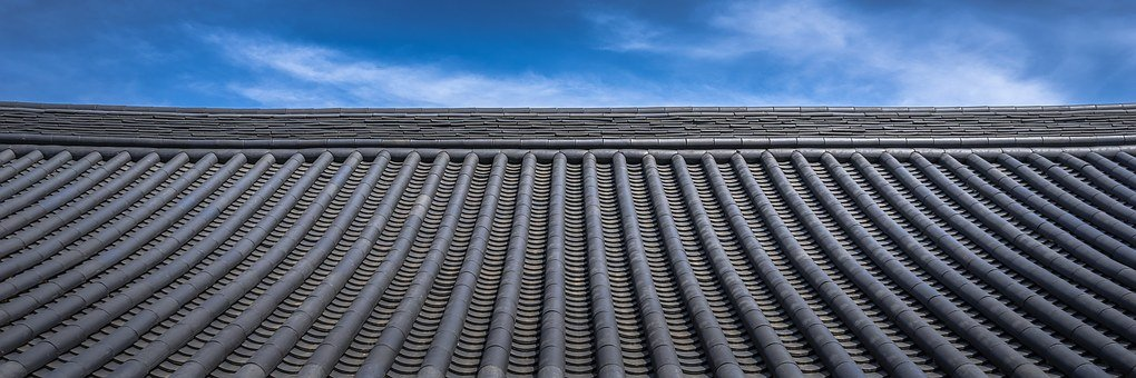 Roof Tile, Roof, Republic Of Korea