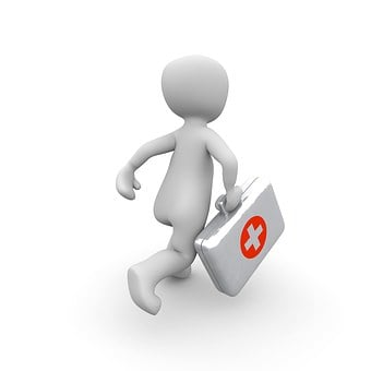 Doctor, First Aid, Profession, Disease